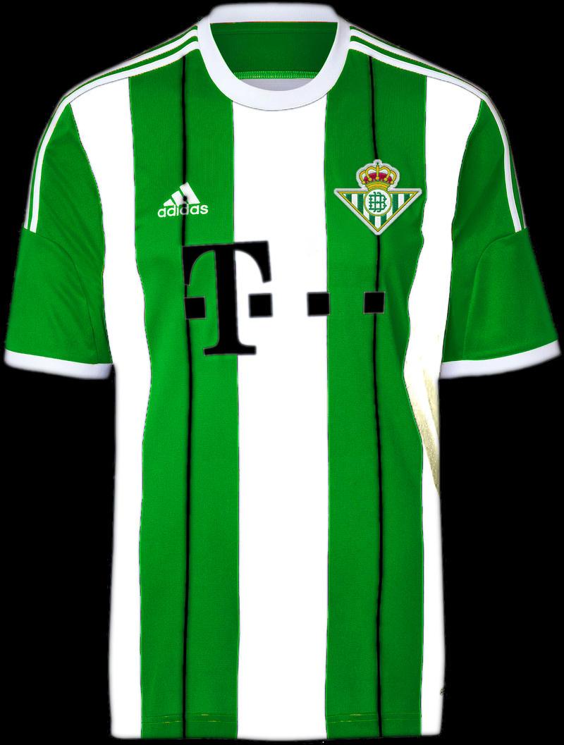 Camiseta Real Betis nuevas