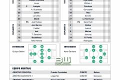 J14 Alineaciones Real Betis - Real Sociedad
