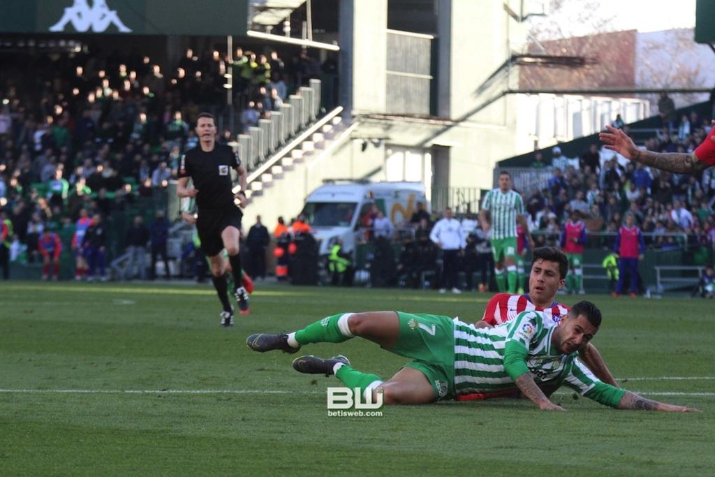 J22 Betis - Atco Madrid 45
