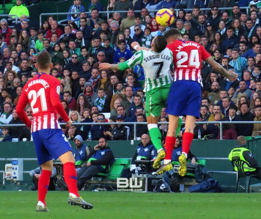 J22 Betis - Atco Madrid 93