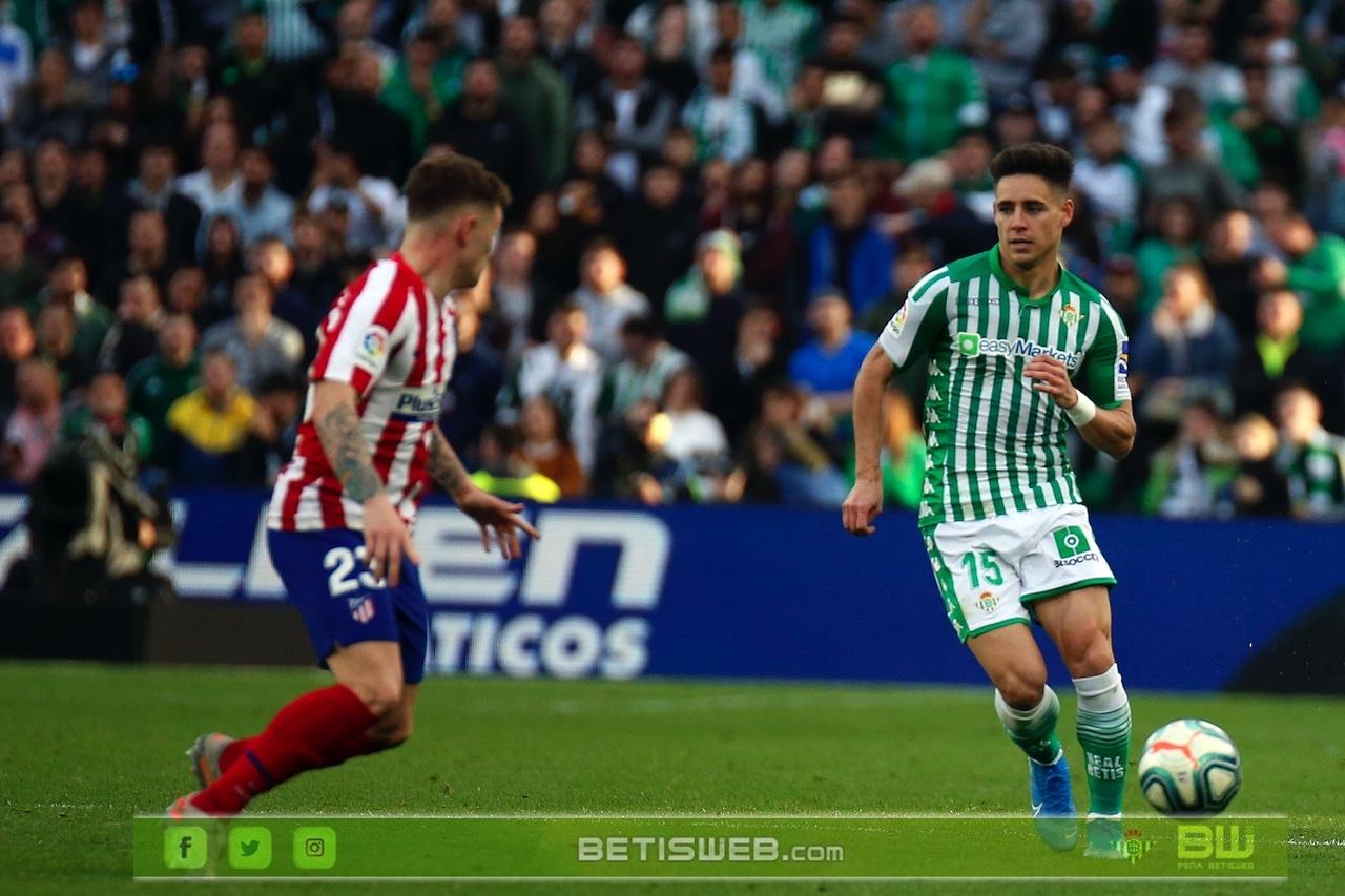 J18 - Real Betis - Atco Madrid  1