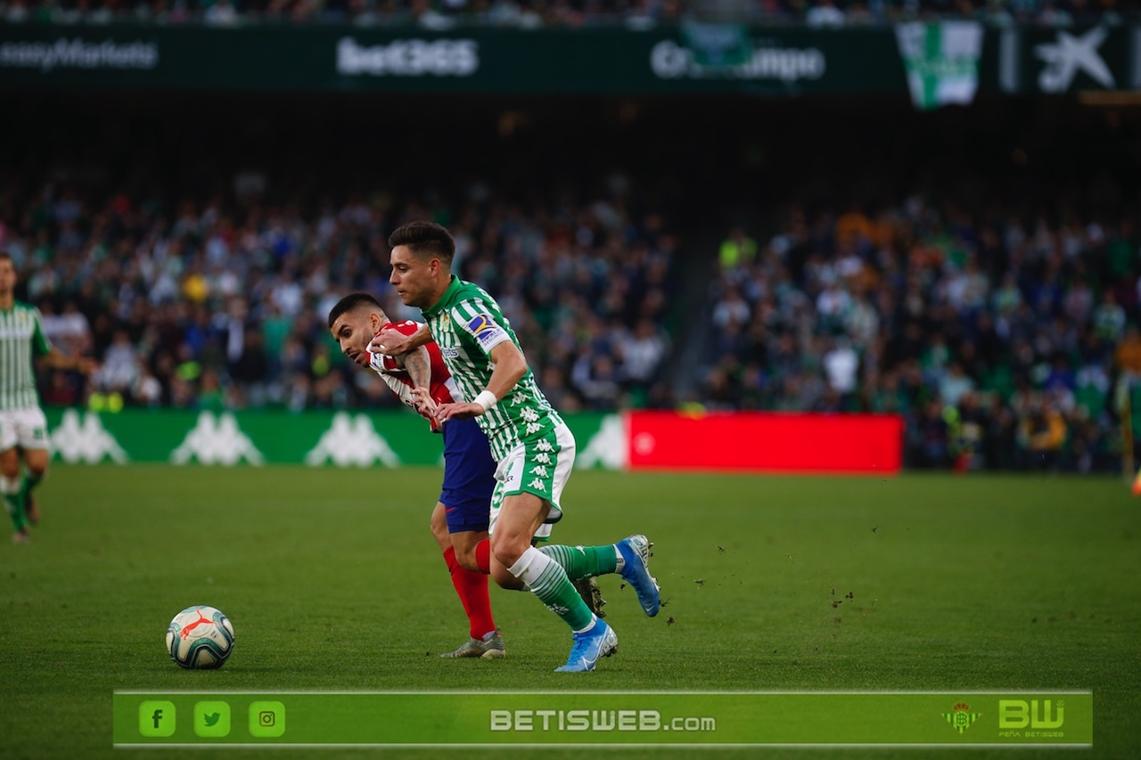 J18 - Real Betis - Atco Madrid  12