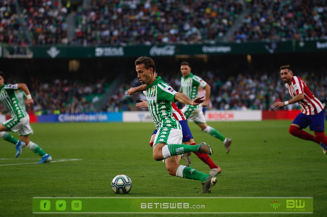 J18 - Real Betis - Atco Madrid  16