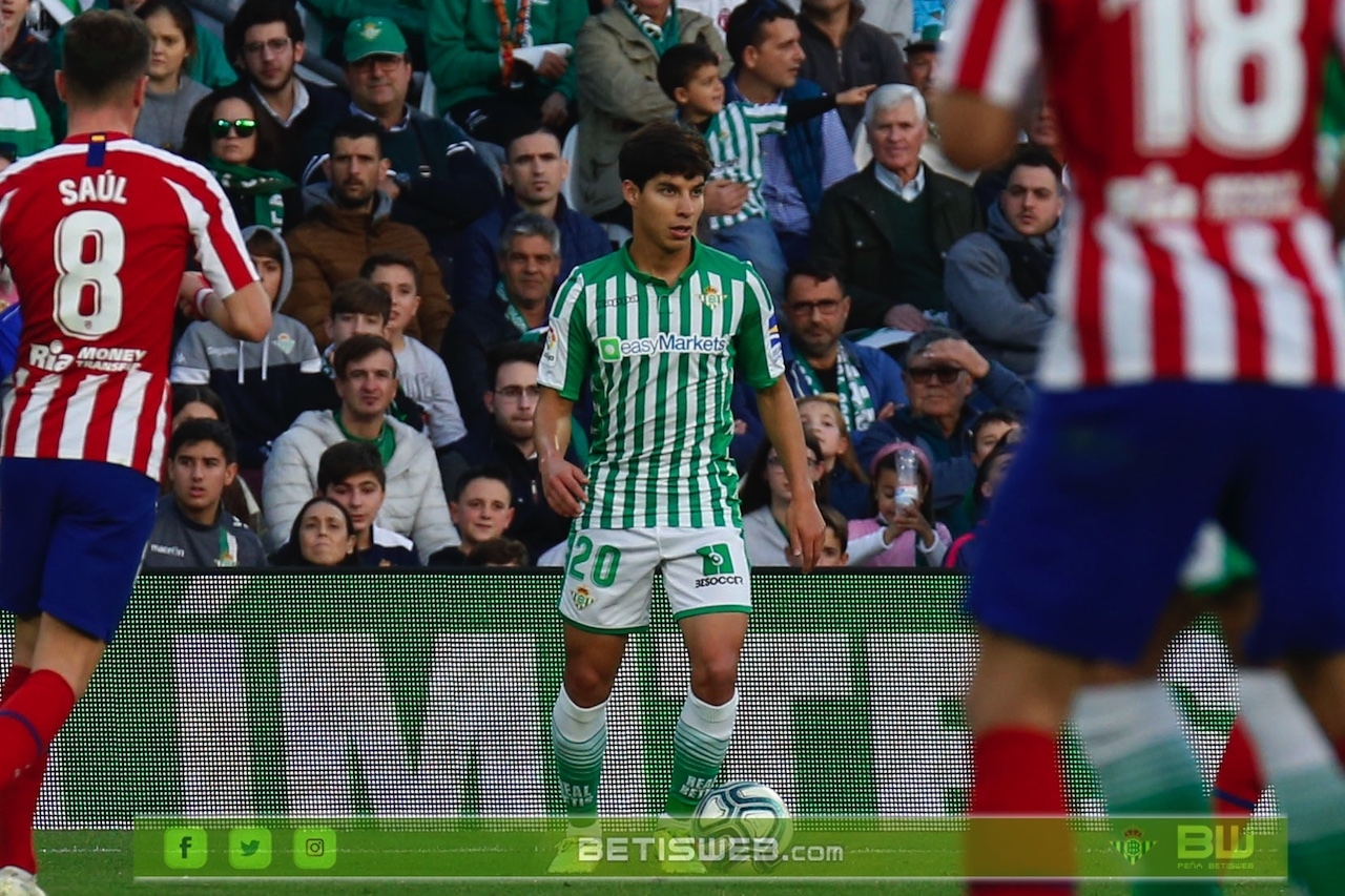 J18 - Real Betis - Atco Madrid  19