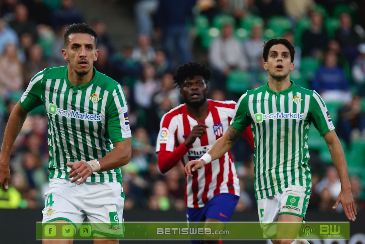 J18 - Real Betis - Atco Madrid  24
