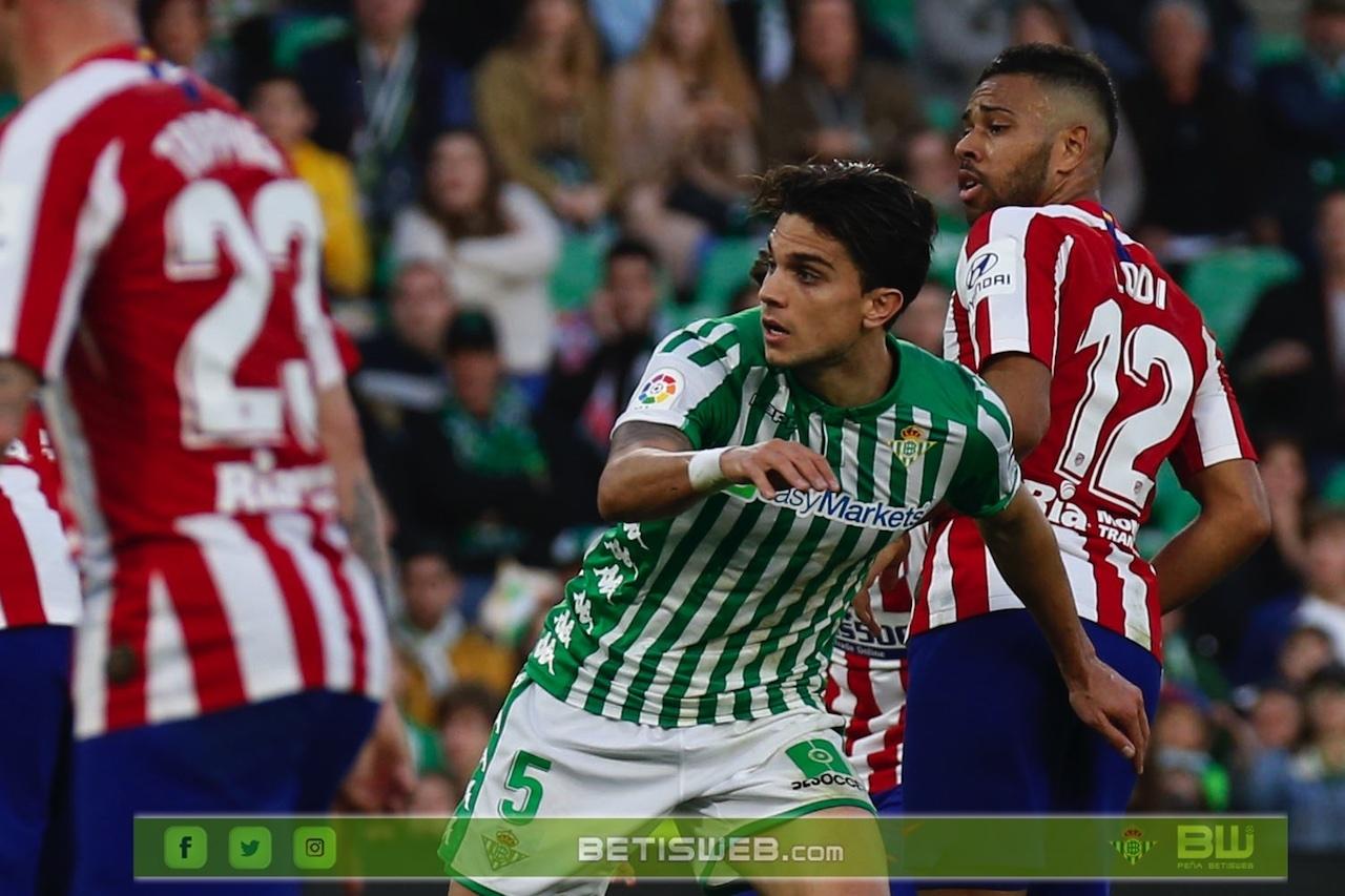 J18 - Real Betis - Atco Madrid  25