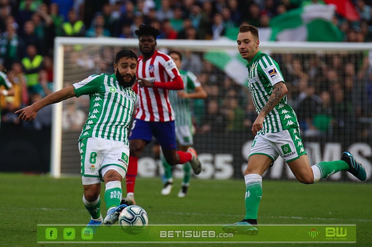 J18 - Real Betis - Atco Madrid  3