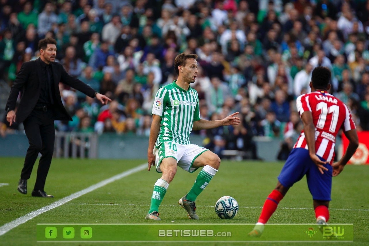 J18 - Real Betis - Atco Madrid  38