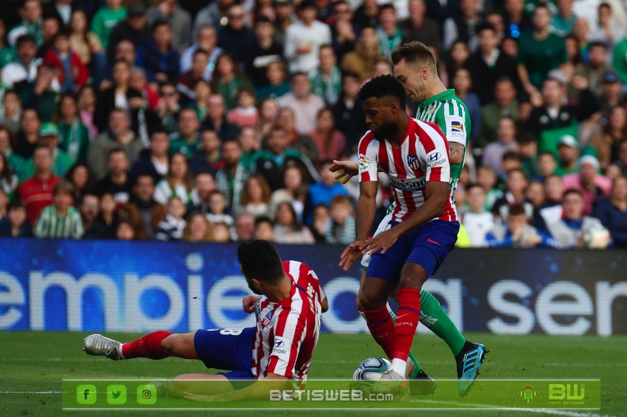 J18 - Real Betis - Atco Madrid  4