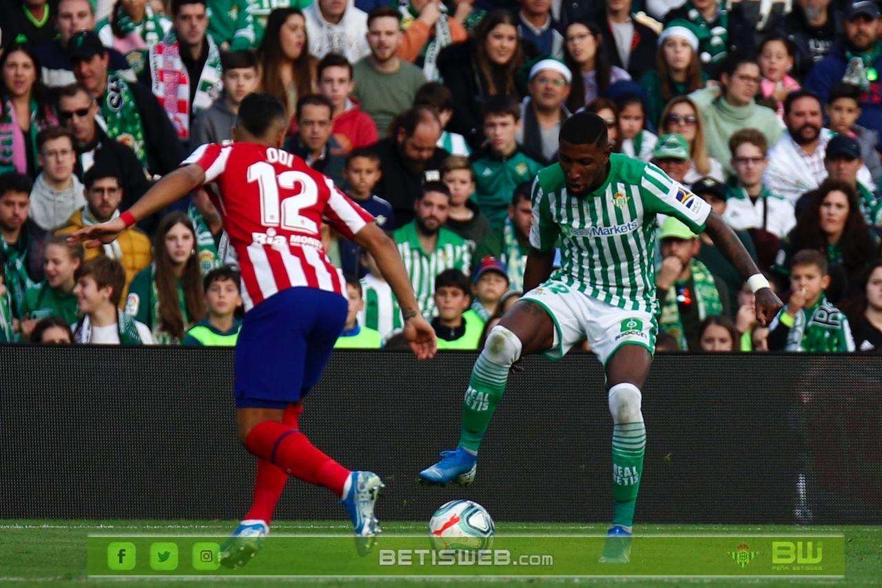 J18 - Real Betis - Atco Madrid  5