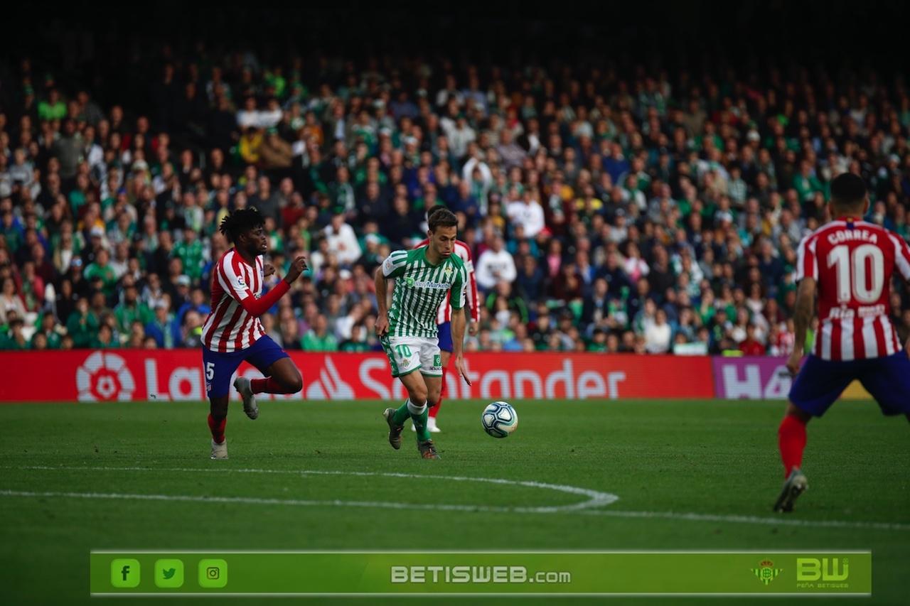 J18 - Real Betis - Atco Madrid  7