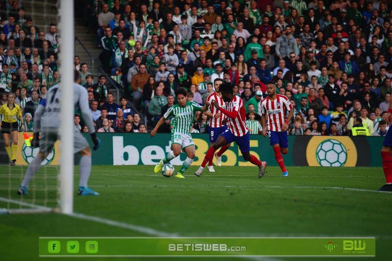 J18 - Real Betis - Atco Madrid  9