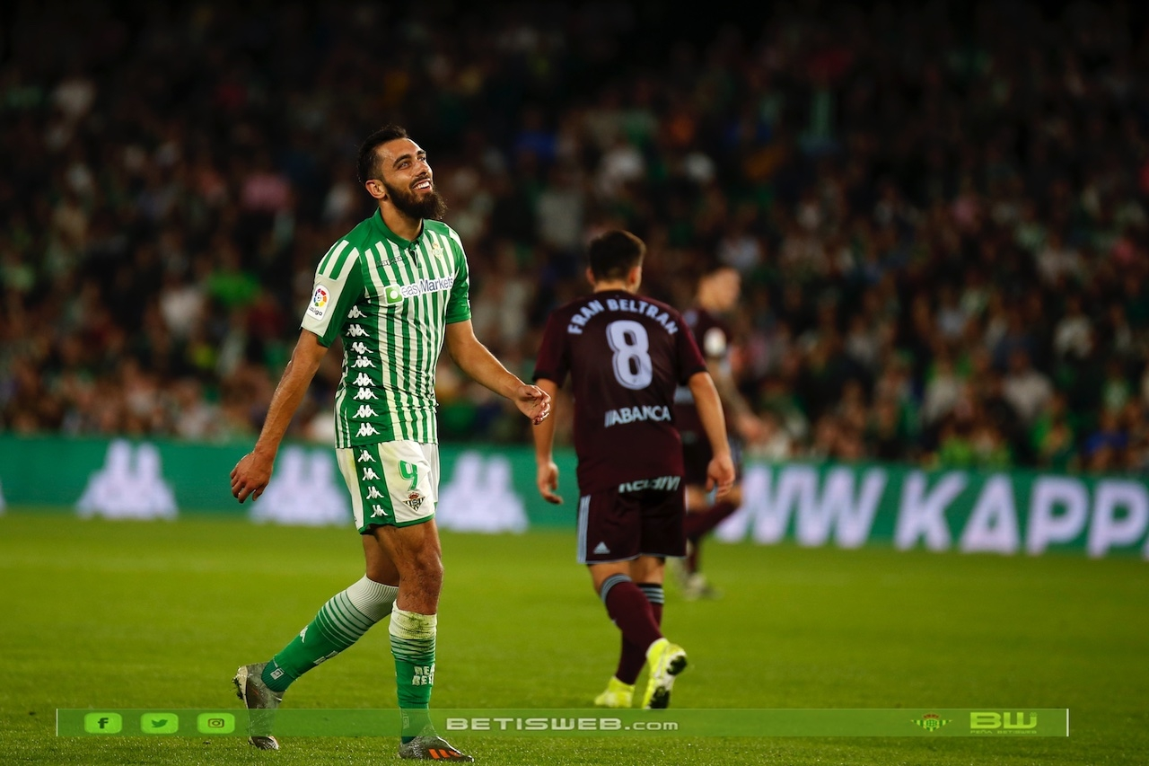 J11 Real Betis – RC Celta  36