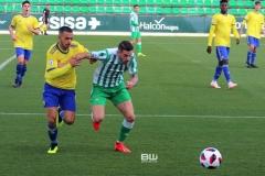 J25 Betis Deportivo - Cadiz B 42