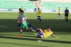 J25 Betis Deportivo - Cadiz B 61