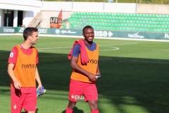 J9 Betis Deportivo - Utrera  1