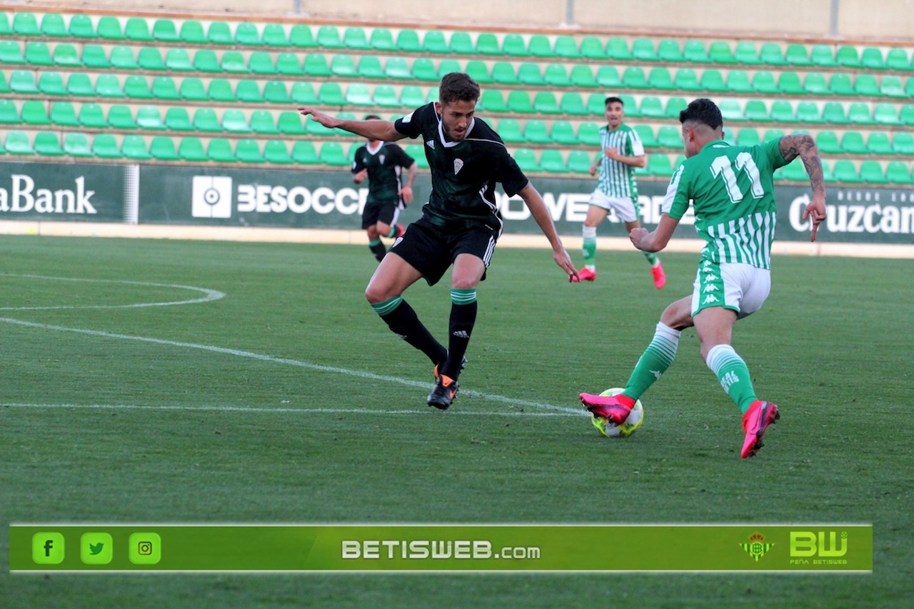 J25 Betis Deportivo - Cordoba 202