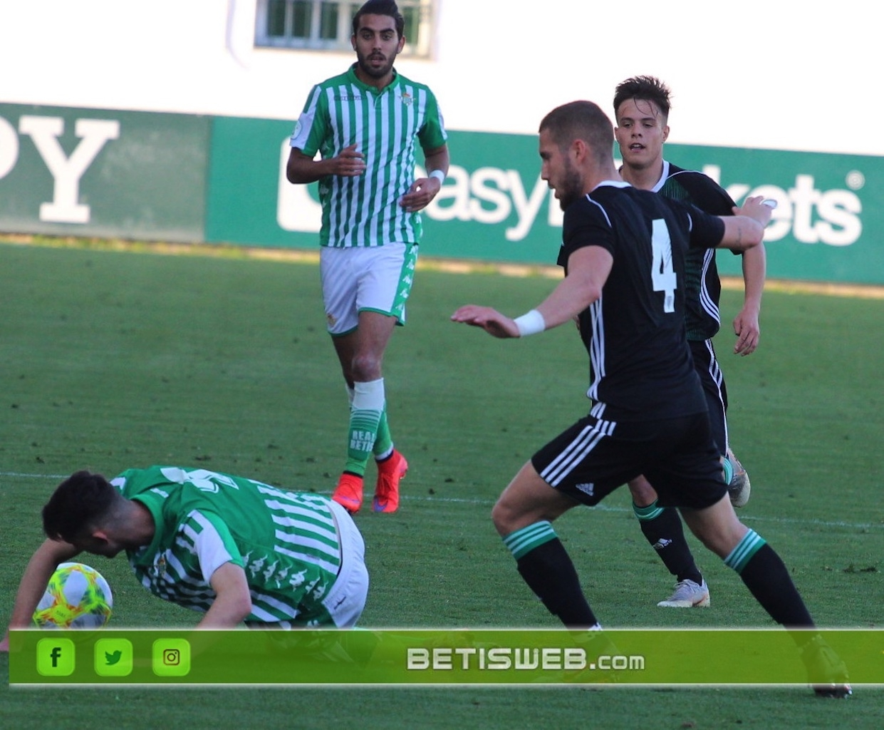 J25 Betis Deportivo - Cordoba 61