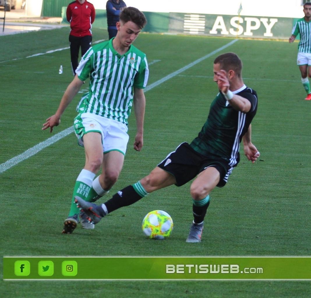J25 Betis Deportivo - Cordoba 65