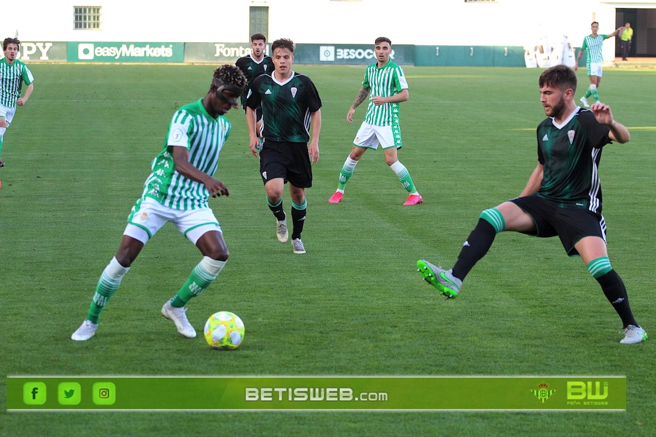 J25 Betis Deportivo - Cordoba 71