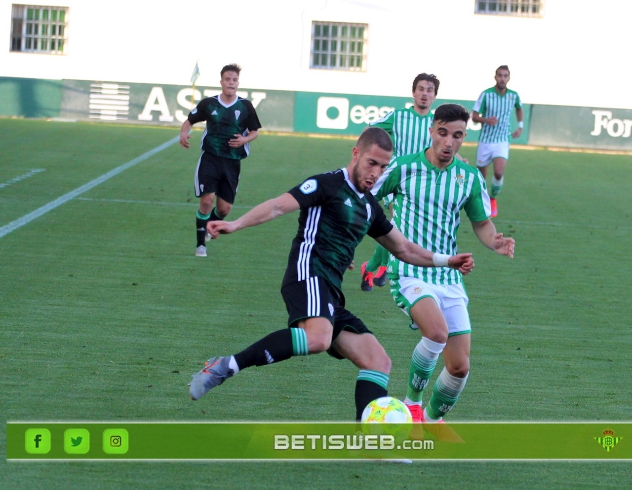 J25 Betis Deportivo - Cordoba 78