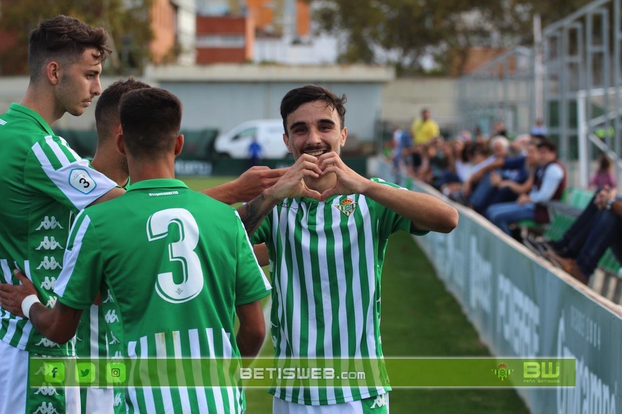 J12 - Betis Deportivo - Coria  92