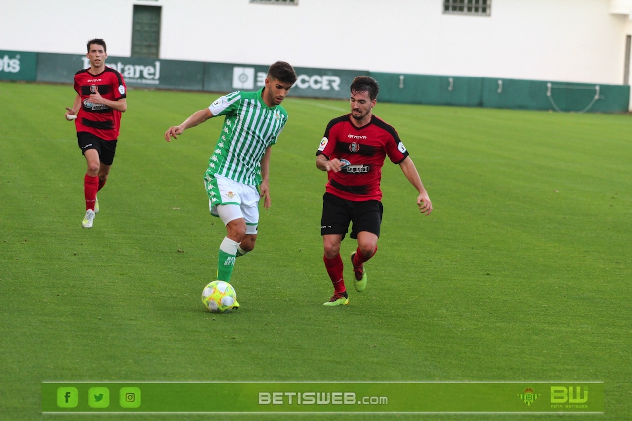 J18 - Betis Deportivo - Gerena 160