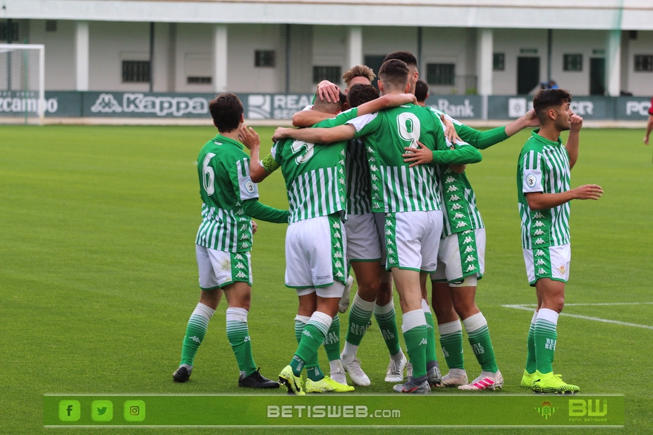J18 - Betis Deportivo - Gerena 80