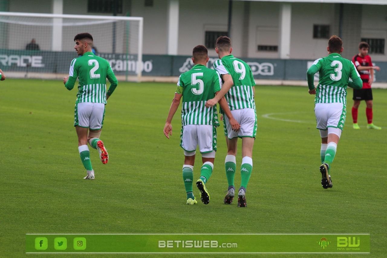 J18 - Betis Deportivo - Gerena 85
