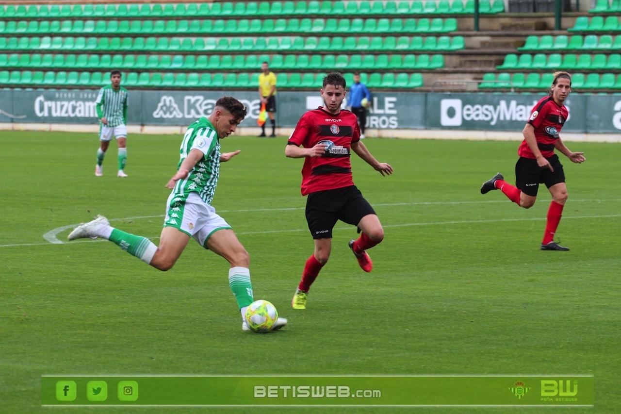 J18 - Betis Deportivo - Gerena 95