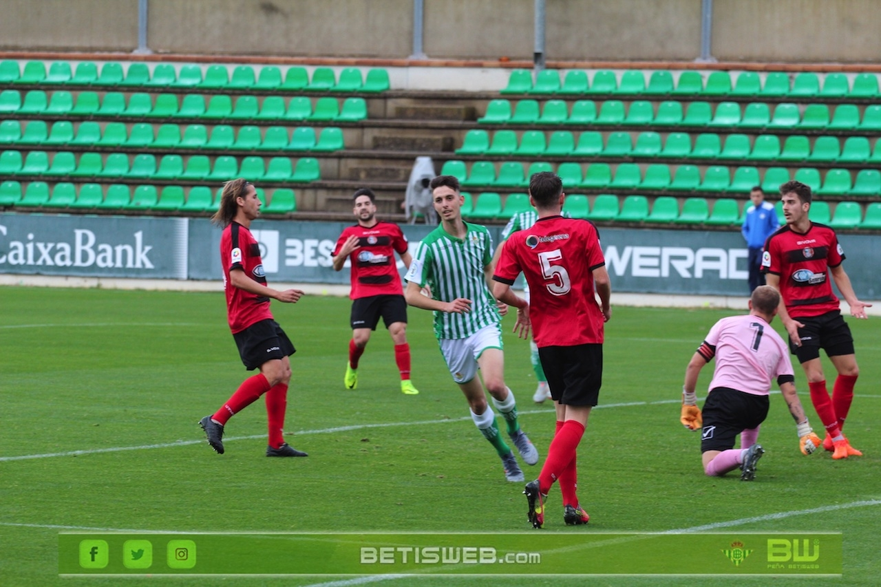 J18 - Betis Deportivo - Gerena 97