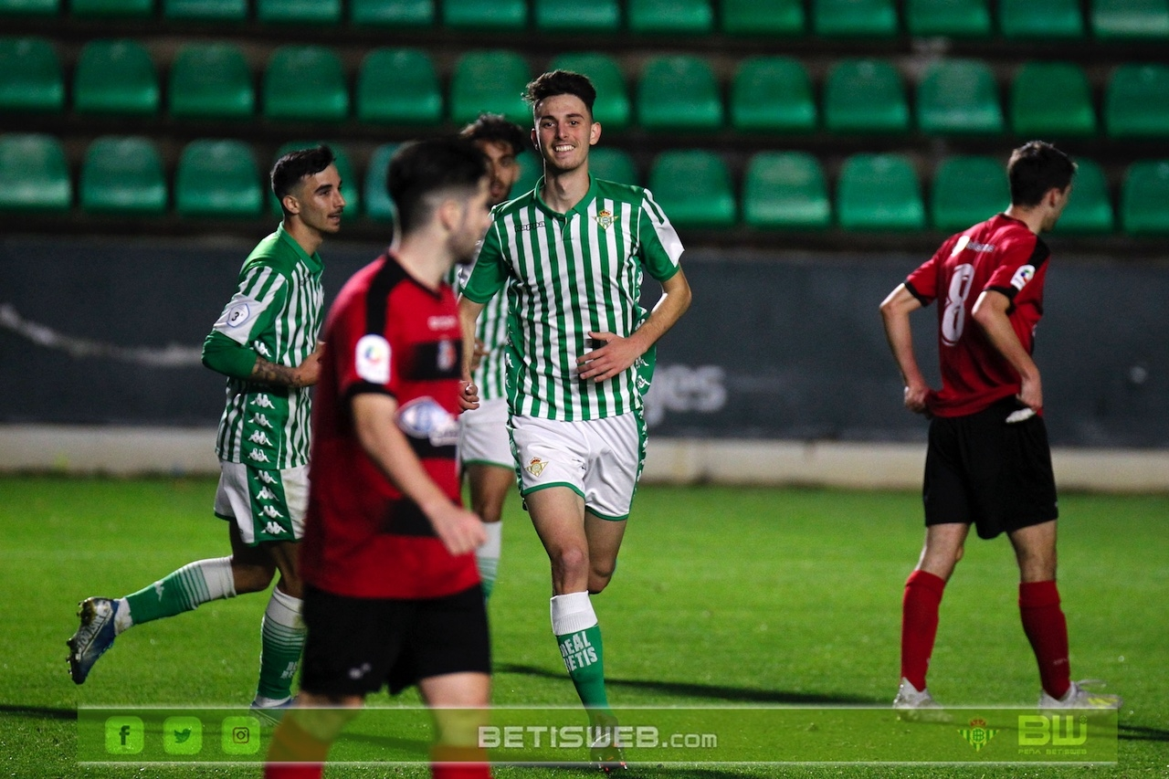 aJ18 - Betis Deportivo - Gerena 0