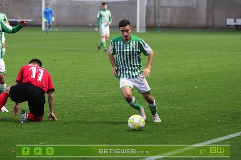 J18 - Betis Deportivo - Gerena 185