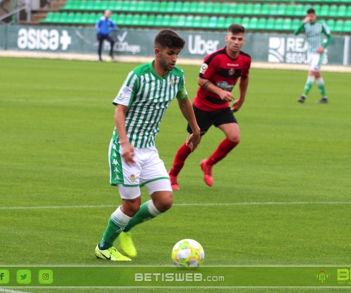 J18 - Betis Deportivo - Gerena 68