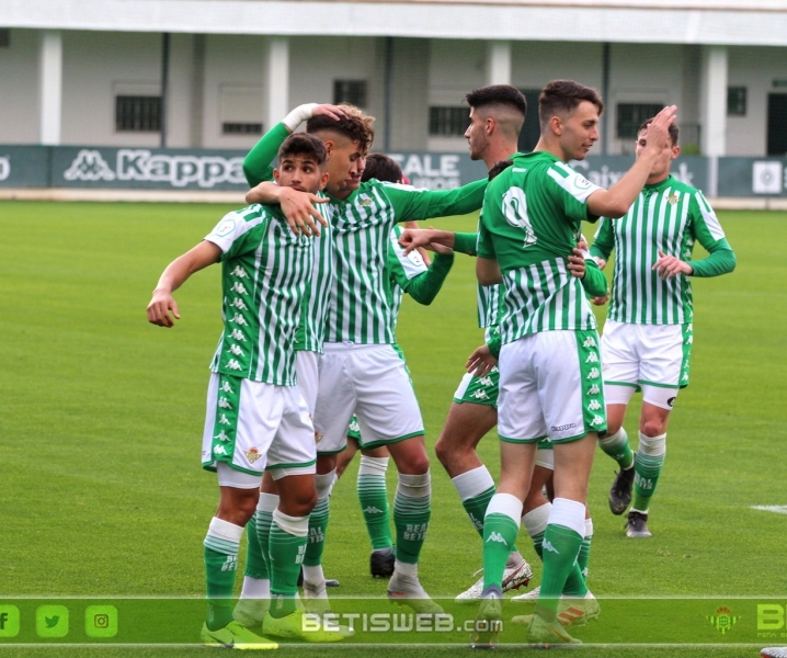 J18 - Betis Deportivo - Gerena 81