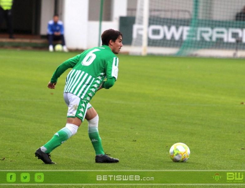 J18 - Betis Deportivo - Gerena 91