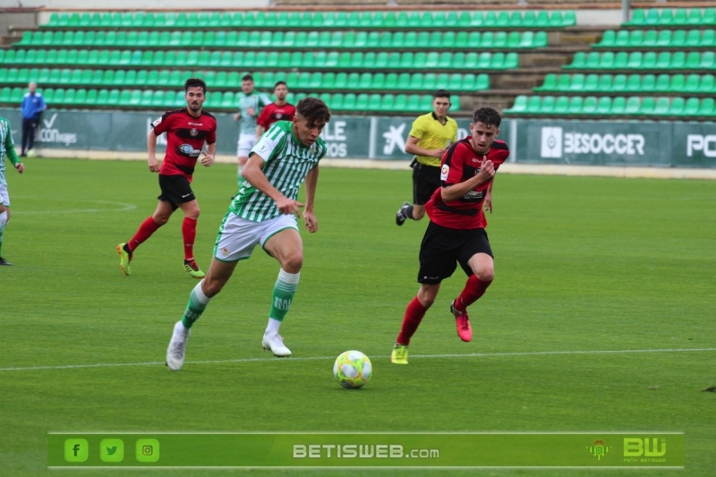 J18 - Betis Deportivo - Gerena 93