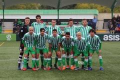 J11 Betis Deportivo - Lebrijana  4