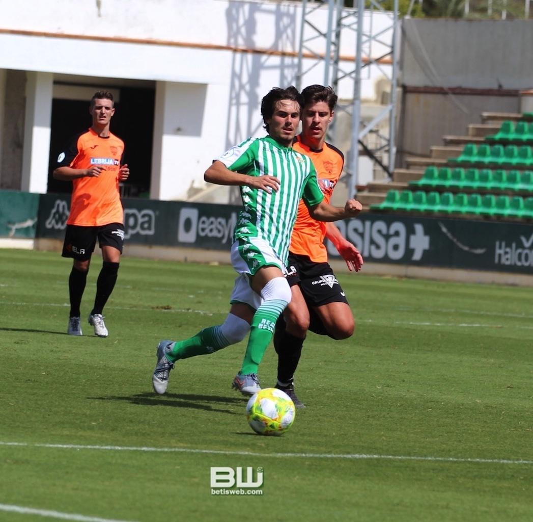 J5 Betis Deportivo - Lebrijana 140