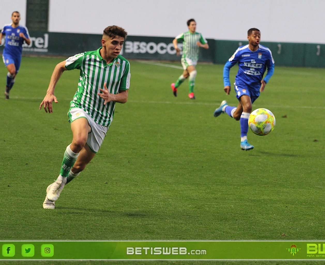 J23 Betis Deportivo - Xerez 155