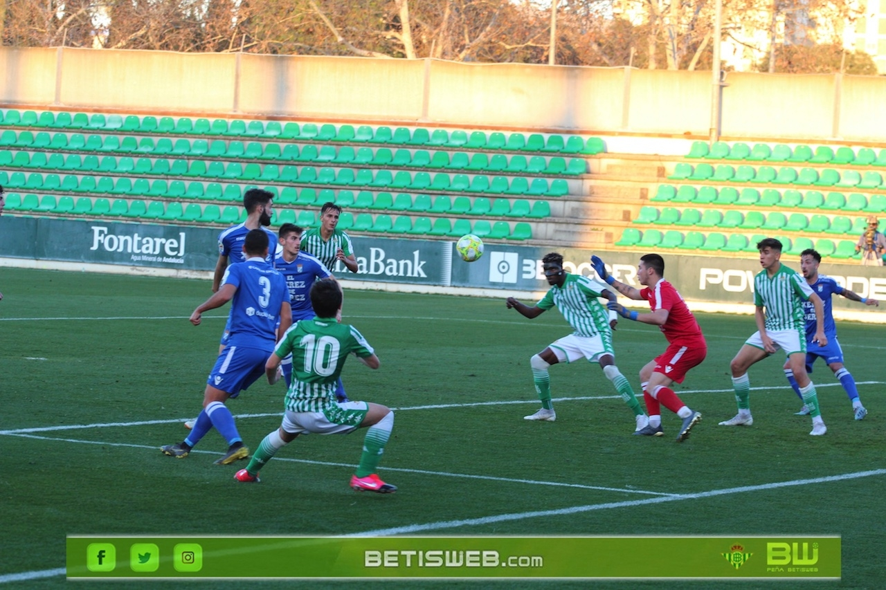 J23 Betis Deportivo - Xerez 90