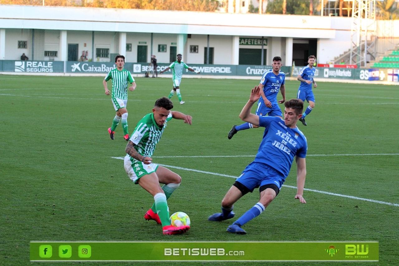 aJ23 Betis Deportivo - Xerez 81