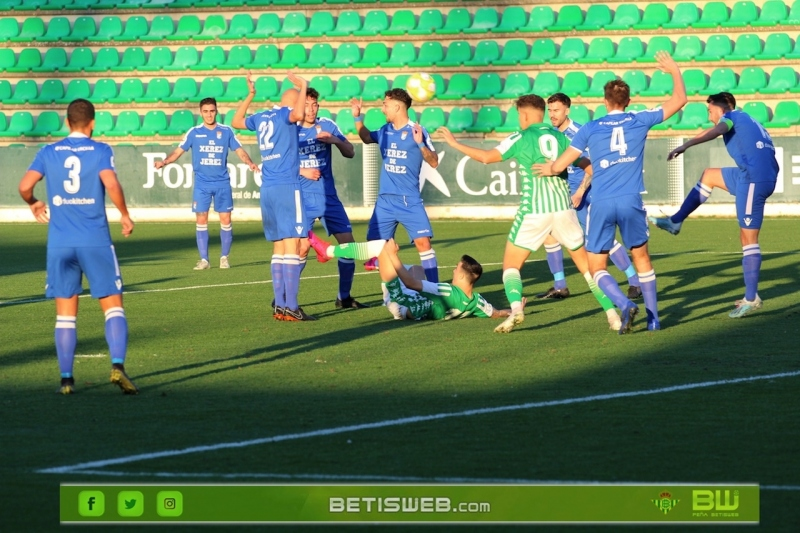J23 Betis Deportivo - Xerez 35
