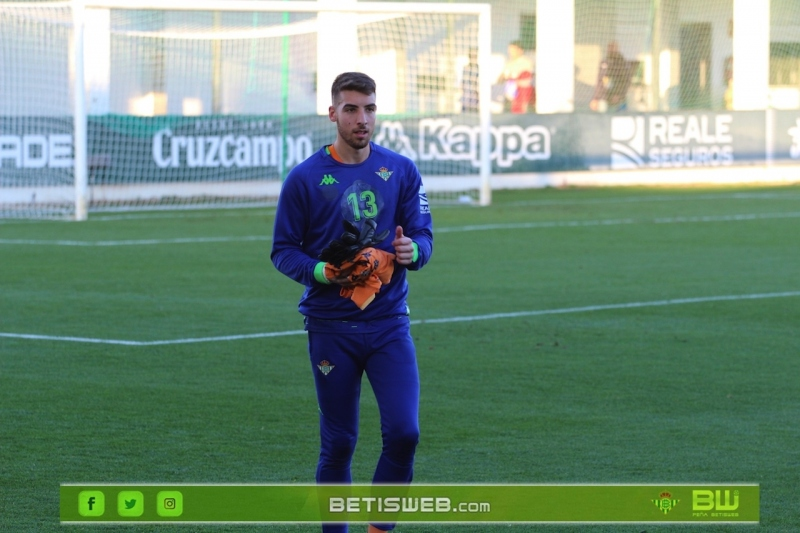 J23 Betis Deportivo - Xerez 8