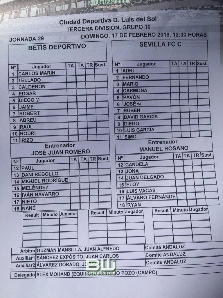 zJ28 Betis Deportivo - Sevilla c 0