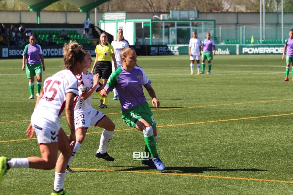 J24 Betis fem - Albacete 160