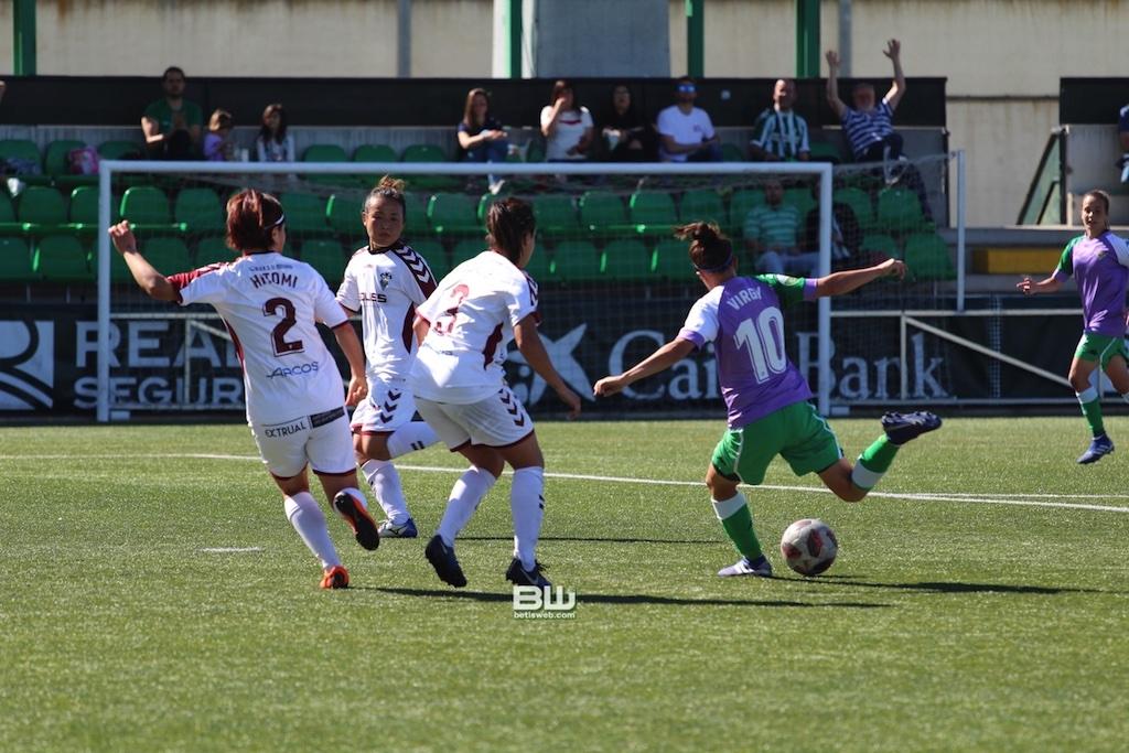 J24 Betis fem - Albacete 165