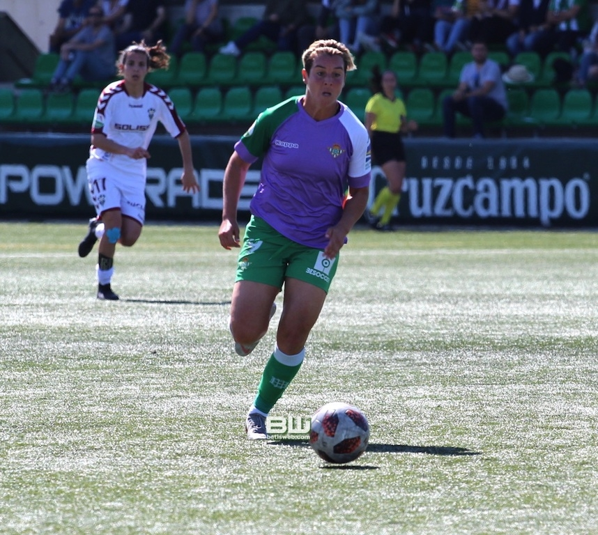 J24 Betis fem - Albacete 46