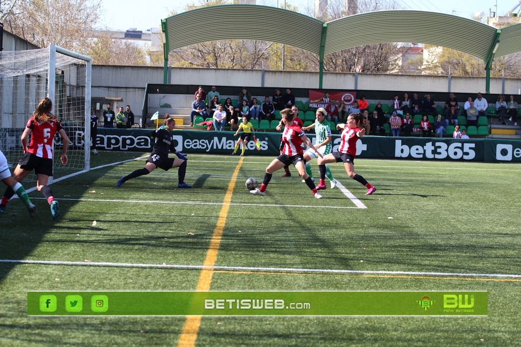 J21 - Betis Fem - Athletic 109