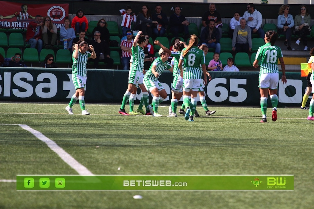 J21 - Betis Fem - Athletic 136